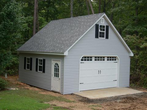 Garage Shed 20X20