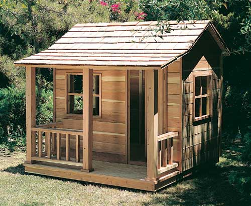 playhouse shed plans 171 floor plans