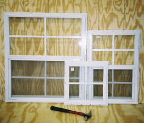 How To Build A Small Shed Window